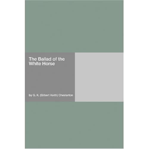 Jesse Broussards Review Of The Ballad Of The White Horse