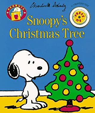 Snoopys Christmas.Snoopy S Christmas Tree By Charles M Schulz