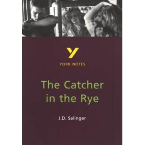 catcher in the rye essay prompts