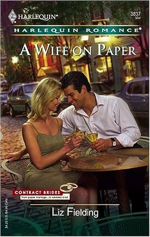 Free ↠ A Wife on Paper  By Liz Fielding – Plummovies.info