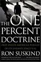 The One Percent Doctrine: Deep Inside America's Pursuit of it's Enemies Since 9/11 [Unabridged] (Audio CD)