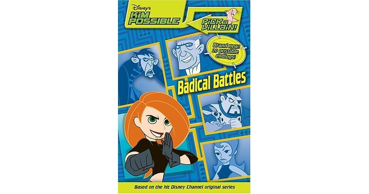 Badical Battles by Jim Pascoe