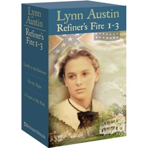 Candle In The Darkness Refiners Fire 1 By Lynn Austin