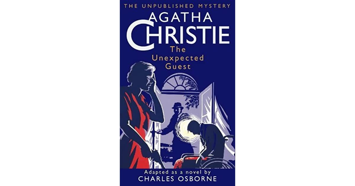 a book report on the unexpected guest a play by agatha christie