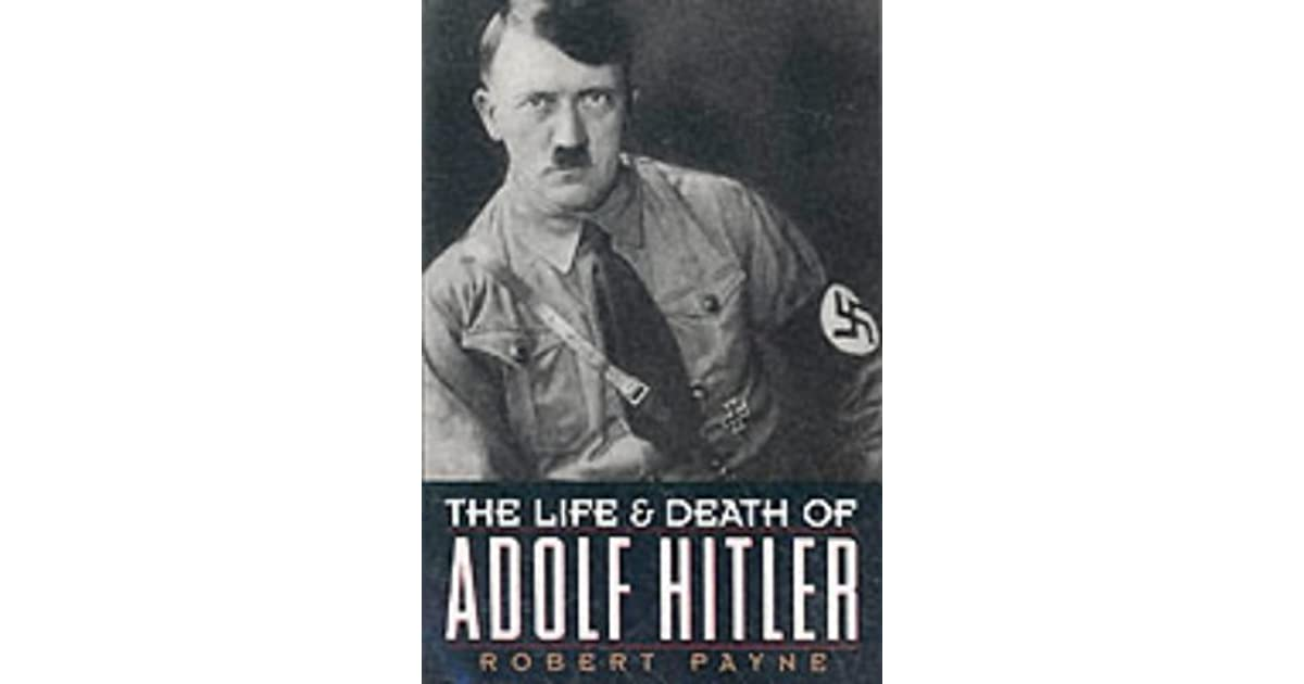 account of the life of adolf hitler A concise biography of adolf hitler does not venture aspects of hitler's life published explaining hitler, an account of his own at-.