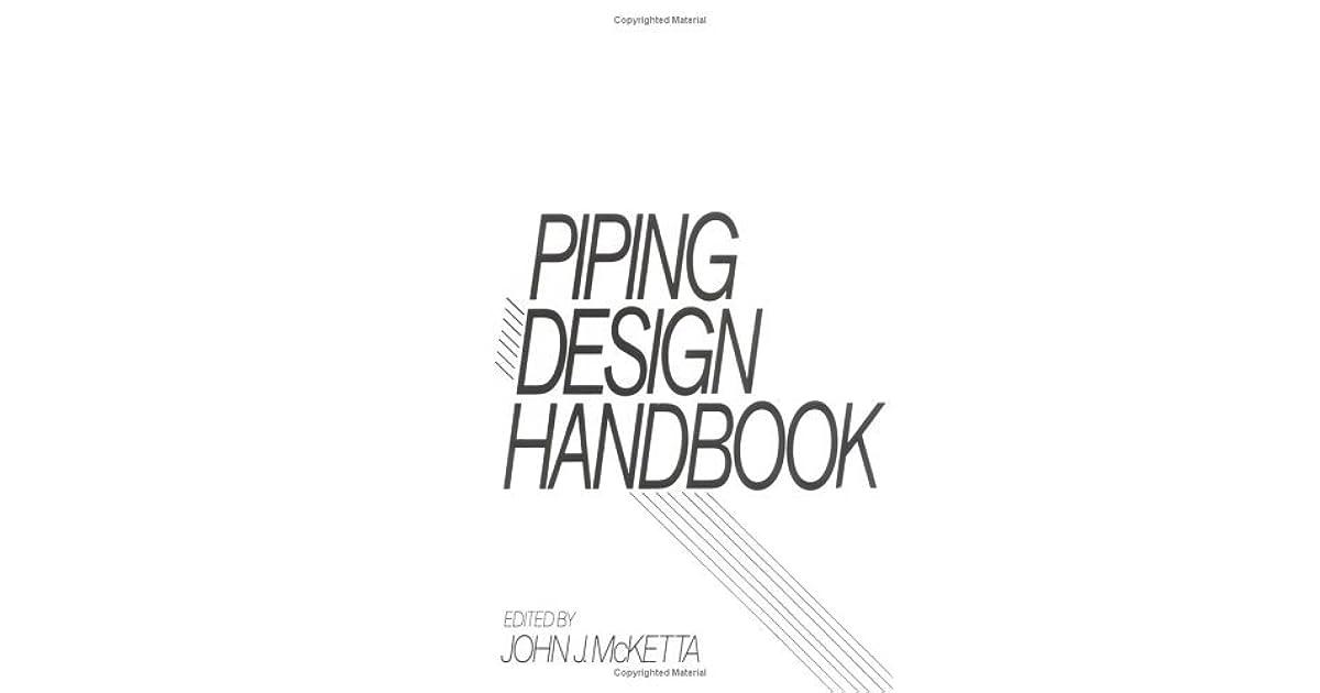 piping design handbook mcketta epub