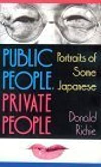 Public People, Private People: Portriats of Some Japanese