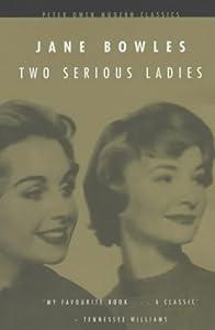 Two Serious Ladies