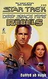 Rebels, Book 2: The Courageous (Star Trek: Deep Space Nine, #25)