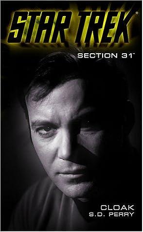 Cloak (Star Trek: Section 31, #1)