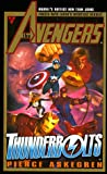 Avengers and Thunderbolts by Pierce Askegren