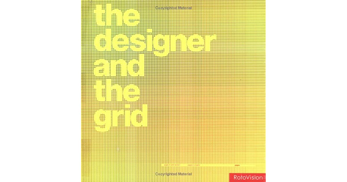 Designer & the Grid by Lucienne Roberts