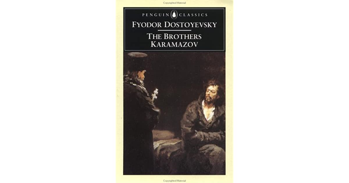 the poisonous effects of ideals on the common human in the novels the brothers karamazov and crime a The brothers karamazov has a very concrete, definite structure dostoevsky establishes the atmosphere in the first sentence of the novel he states that fyodor karamazov is to die a tragic and fishy death.
