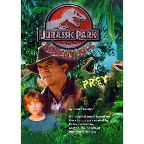 Prey (  Jurassic Park  Adventures)