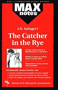 Max Notes J. D. Salinger's the Catcher in the Rye (Max Notes Series)