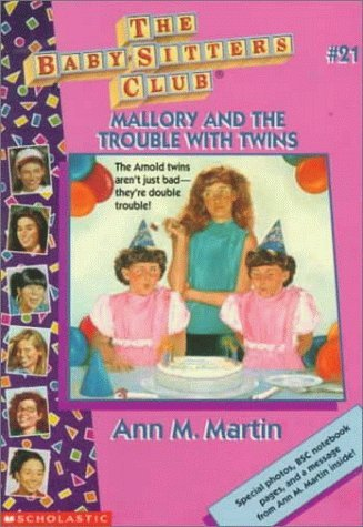 Mallory and the Trouble With Twins