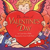 the story of valentines day - Valentines Day Book