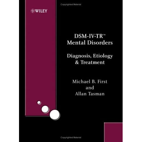 john nash dsm iv diagnosis Dsm-iv classification john gunderson, md american psychiatric association diagnostic and statistical manual of mental disorders, diagnostic and statistical.