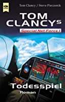 Todesspiel (Tom Clancy's Net Force Explorers, #2)