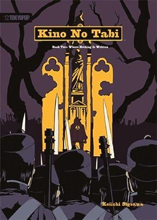 Kino No Tabi: donde no se escribe nada