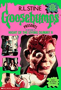 Night of the Living Dummy II (Goosebumps Presents TV Episode, #5)