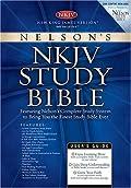 Holy Bible: NKJV Nelson's NKJV Study Bible