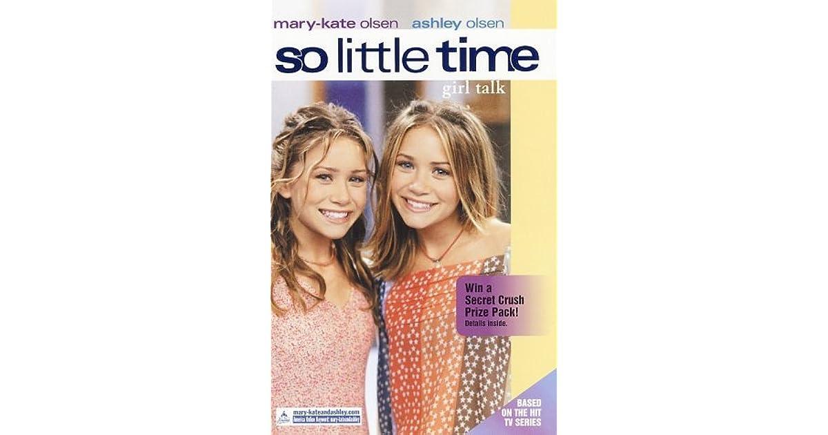 Girl Talk So Little Time 7 By Megan Stine