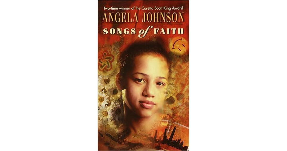 Songs of Faith by Angela Johnson