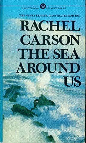 The rhetorical strategies in the sea around us a book by rachel carson