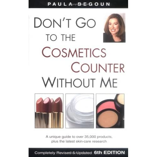 Good Stories Belong On Skin: Don't Go To The Cosmetics Counter Without Me: A Unique