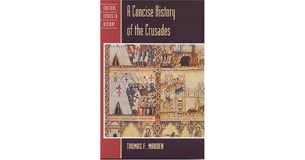 the concise history of the crusades summary