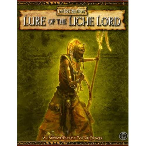 Image result for lure of the liche lord