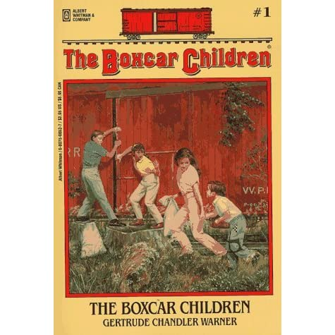 Image result for boxcar children