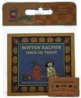 Rotten Ralph's Trick or Treat Book & Cassette