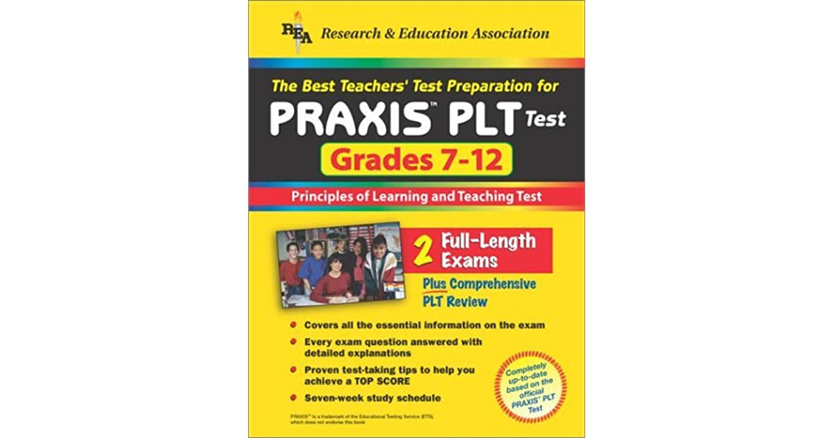 The Best Teachers' Test Preparation for the Praxis Plt Test