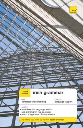 Irish Grammar (Teach Yourself)
