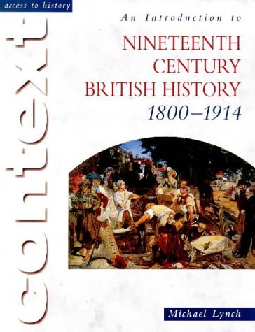 An Introduction to Nineteenth-Century British History, 1800-1914