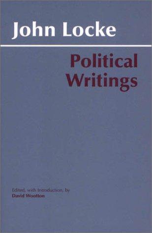 Locke: Political Writings