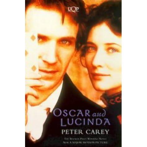 Oscar and lucinda book