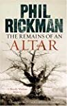 The Remains of an Altar (Merrily Watkins, #8)