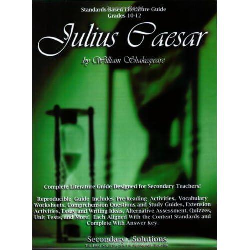 julius caesar reading guide