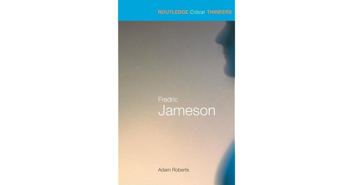 synopsis of fredric jameson