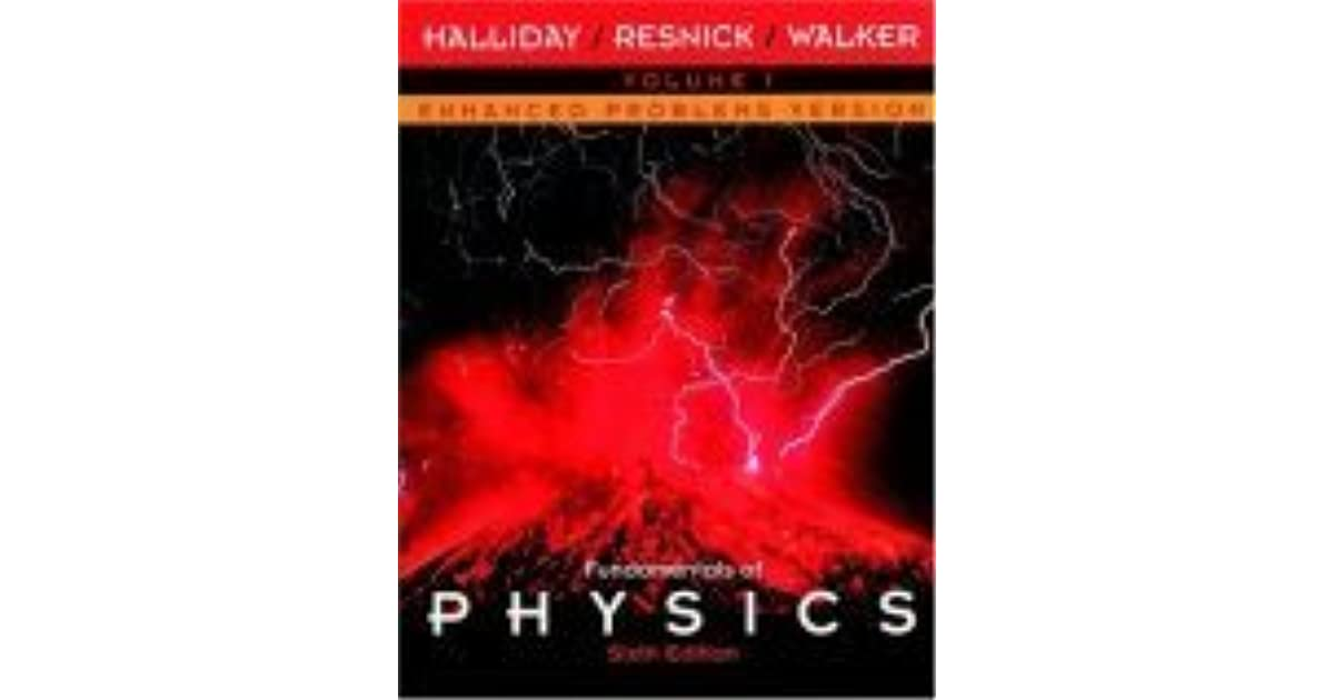 Fundamentals of Physics by Halliday & Resnick Free PDF