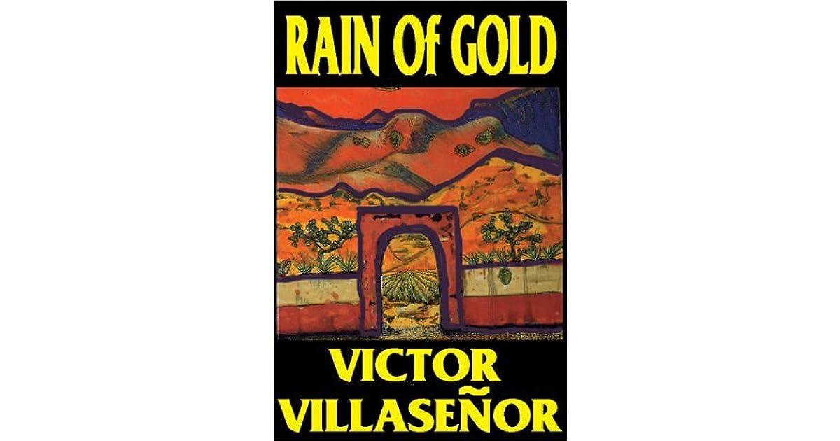 rain of gold part of by victor villase atilde plusmn or