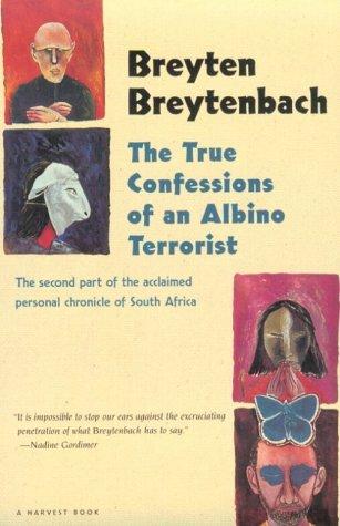 The True Confessions of an Albino Terrorist