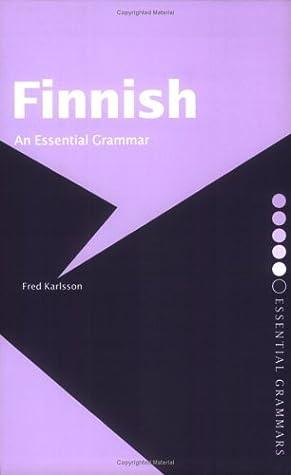 Finnish: An Essential Grammar