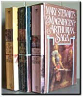 Magnificent Arthurian Saga Boxed set 1-3