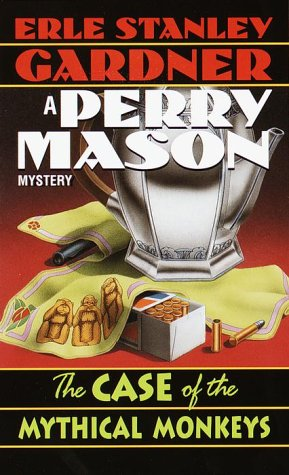 The Case of the Mythical Monkeys (Perry Mason, #59)