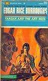 Tarzan and the Ant Men (Tarzan, #10)