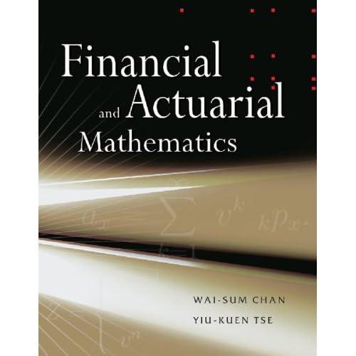financial actuarial mathematics